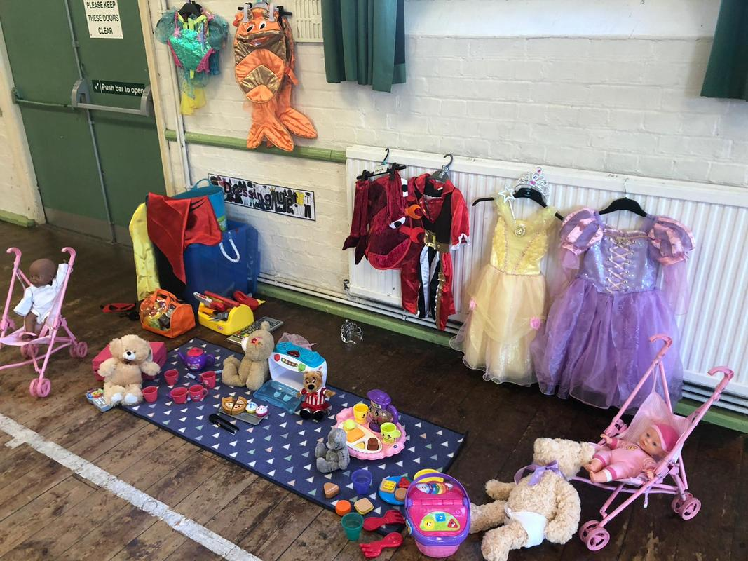 Baby Bears Upminster Weekend Toddler Groups Fancy Dress time
