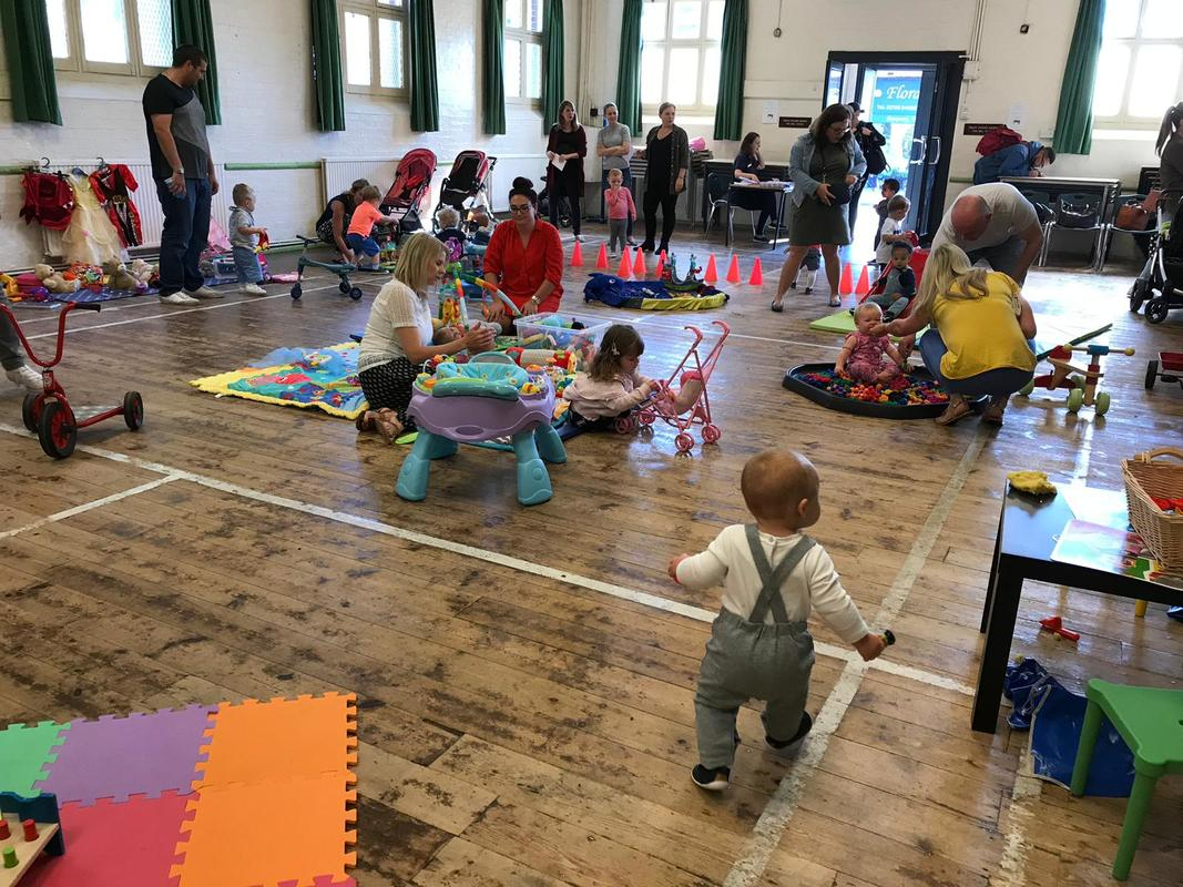 Baby Bears Upminster Weekend Toddler Groups St Lawrence's Church Hall